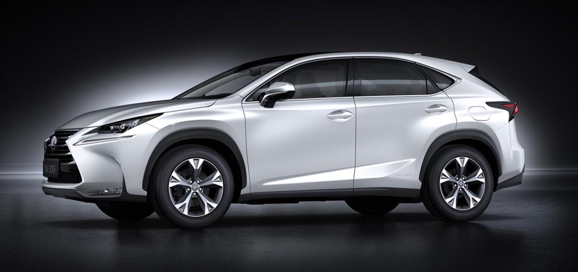 Oficial: Lexus NX, el crossover más pequeño de la casa