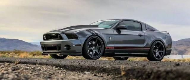 Embrutece tu Mustang gracias a TruFiber 2