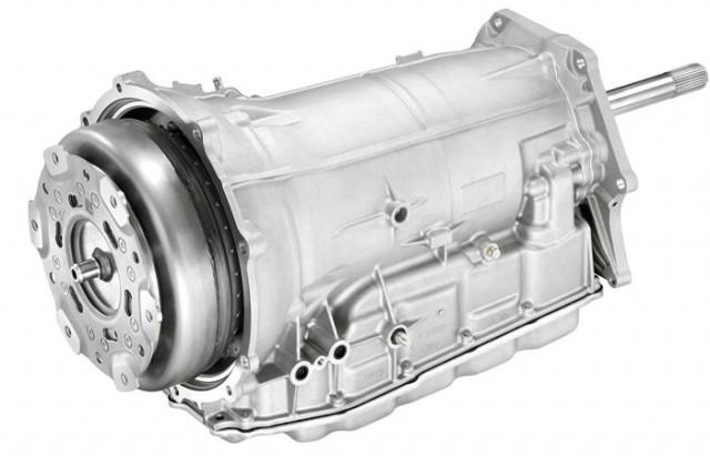General Motors presenta un nuevo cambio automático para el Corvette C7 1