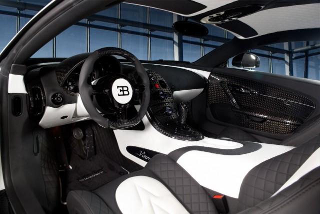 Hazte con el único Bugatti Veyron Vivere por 2.5 millones de euros 2
