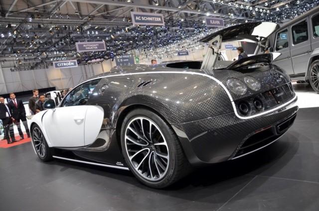 Hazte con el único Bugatti Veyron Vivere por 2.5 millones de euros 3