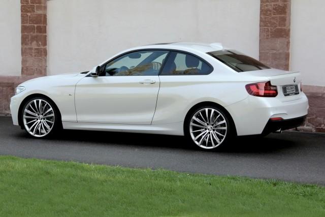 Kelleners Sport nos adelanta su catálogo de mejoras para el BMW Serie 2 1