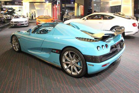 A la venta el Koenigsegg CCXR Special One en Dubai