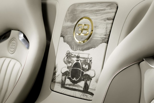 Llega el Bugatti Veyron Grand Sport Vitesse Black Bess 2