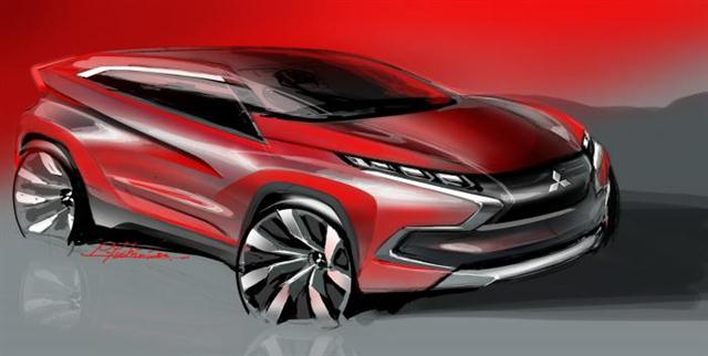 Mitsubishi desarrollará un crossover de alto rendimiento 1