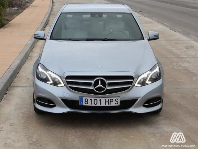 Prueba Mercedes E350 BlueTEC 252 caballos  (equipamiento, comportamiento, conclusión) 7
