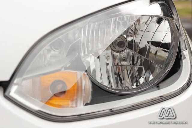 Prueba: Volkswagen Up! 1.0 60 CV (diseño, habitáculo, mecánica) 4
