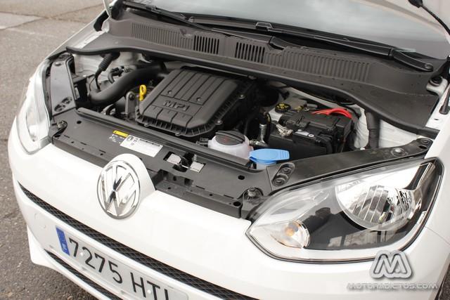 Prueba: Volkswagen Up! 1.0 60 CV (diseño, habitáculo, mecánica) 7