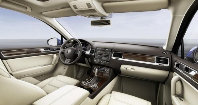 Volkswagen Touareg 2014: Un lavado de cara sin grandes novedades 3