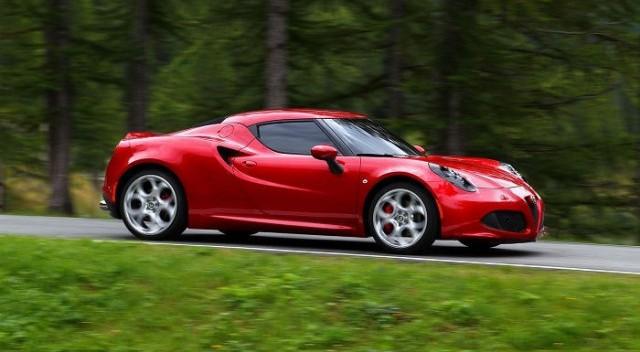 Alfa Romeo busca un 4C aún más potente 2
