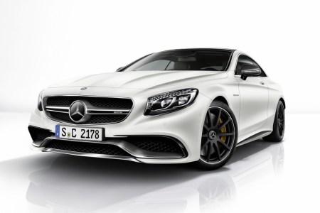 AMG Performance Studios, para los que un Mercedes S63 AMG Coupe no es suficiente