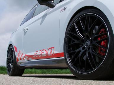 JE Design pone tu SEAT León Cupra a la altura de los más grandes