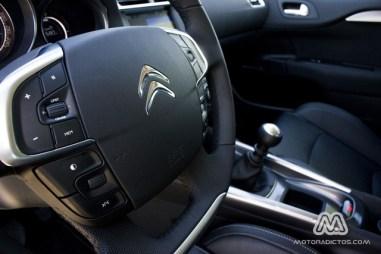 Prueba: Citroën C4 e-HDI 115 CV (equipamiento, comportamiento, conclusión)