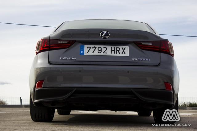 Prueba: Lexus IS 300h híbrido (equipamiento, comportamiento, conclusión) 3