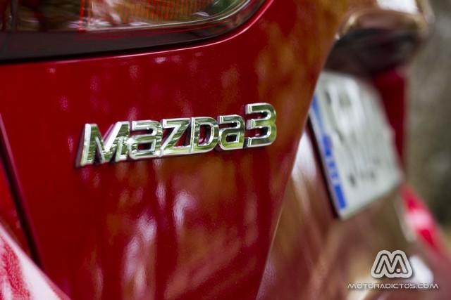 Prueba: Mazda 3 SkyActiv-G 100 CV (diseño, habitáculo, mecánica) 11