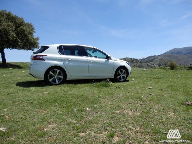 Prueba: Peugeot 308 1.6 THP (diseño, habitáculo, mecánica) 5