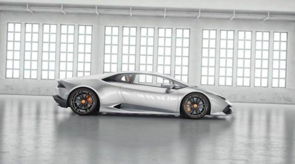 "Wheelsandmore presenta el Lamborghini Huracán LP850-4 ""Lucifero"""