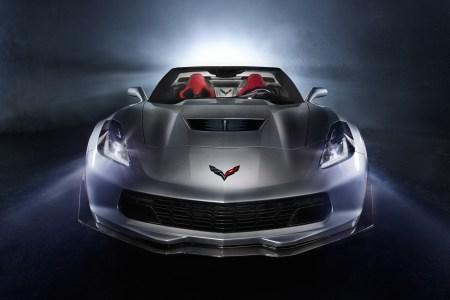 The 2015 Chevrolet Corvette Z06 Convertible shot by Dan Wang
