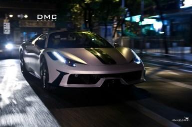 DMC nos presenta su nuevo Ferrari 458 MCC Edition