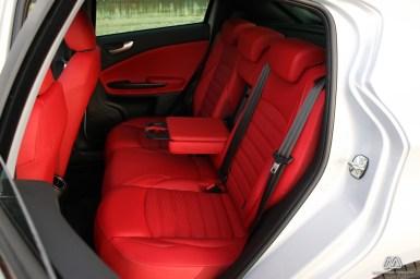 Prueba: Alfa Romeo Giulietta 2.0 JTDm 150 CV (equipamiento, comportamiento, conclusión)