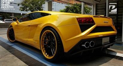 Prodrive se atreve con el Lamborghini Gallardo 2013