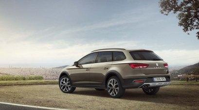 SEAT León X-Perience: Familiar y off-road