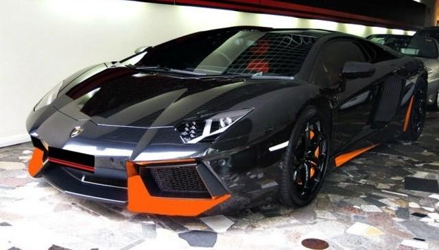 A la venta un Lamborghini Aventador totalmente personalizado 1