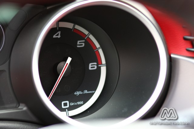 Prueba: Alfa Romeo Giulietta 2.0 JTDm 150 CV (equipamiento, comportamiento, conclusión) 3
