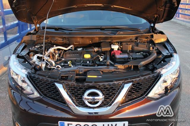 Prueba: Nissan Qashqai dCi 130 CV 4x4i (diseño, habitáculo, mecánica) 4