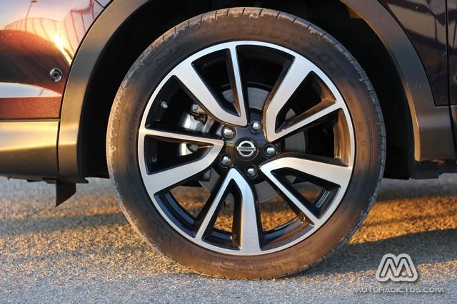 Prueba: Nissan Qashqai dCi 130 CV 4x4i (equipamiento, comportamiento, conclusión) 6