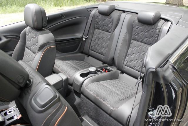 Prueba: Opel Cabrio 1.4 140 CV (diseño, habitáculo, mecánica) 11