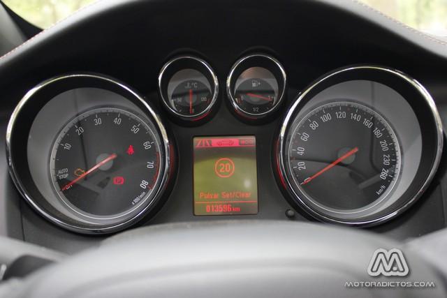Prueba: Opel Cabrio 1.4 140 CV (equipamiento, comportamiento, conclusión) 3