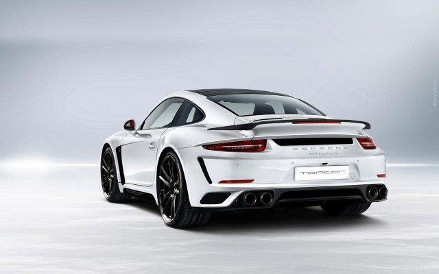 TopCar anuncia su Porsche 911 Turbo Stinger GTR 2