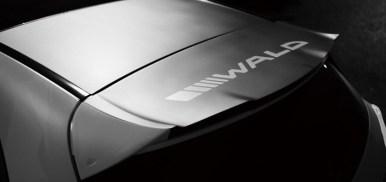 Mercedes Clase A por Wald International
