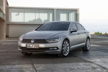 Volkswagen Passat 2015, megagelería de imágenes y vídeos