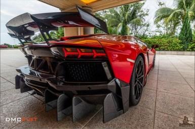 Lamborghini Aventador LP988 Edicione GT, la última gran obra maestra de DMC