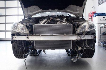 680 caballos para tu Mercedes E350 Coupé cortesía de Mcchip-dkr