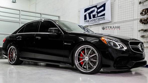 Más deportividad para tu Mercedes E63 AMG S gracias a Titanio Automotive