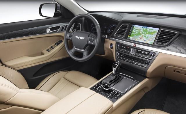 Oficial: Hyundai Genesis, en España por 67.750 euros 3