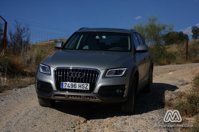 Prueba: Audi Q5 2.0 TDI 177 CV Quattro (equipamiento, comportamiento, conclusión) 7