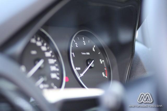 Prueba: BMW 116d Urban (equipamiento, comportamiento, conclusión) 3