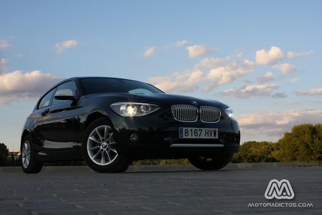 Prueba: BMW 116d Urban (equipamiento, comportamiento, conclusión) 7