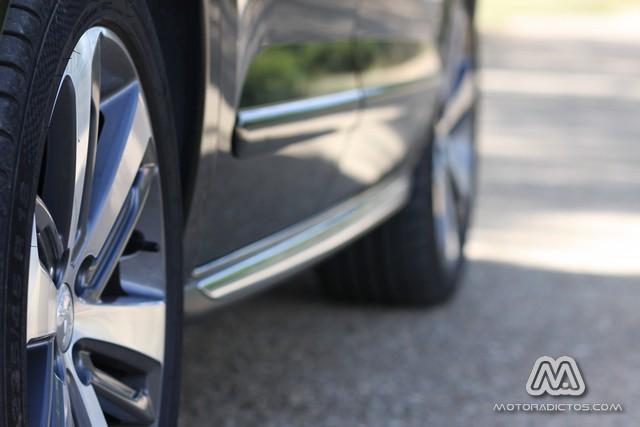 Prueba: Peugeot 3008 HYbrid4 (diseño, habitáculo, mecánica) 2