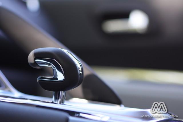 Prueba: Peugeot 3008 HYbrid4 (diseño, habitáculo, mecánica) 12