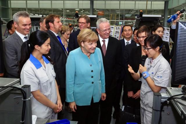 Volkswagen invertirá 2.000 millones en dos nuevas plantas en China 2
