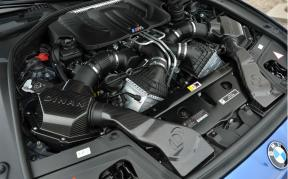 684 caballos para tu BMW M5 gracias a Dinan