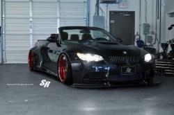 Así es el nuevo BMW M3 E93 de SR Auto Group