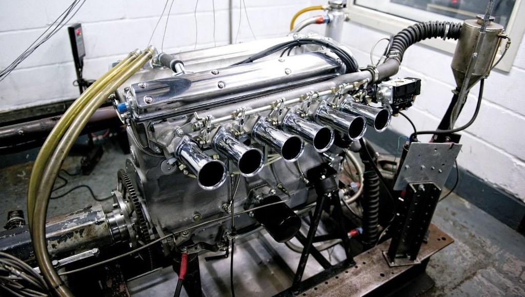 Jaguar E-Type Lightweight: De vuelta a los años 60 2