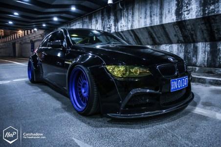 Más deportividad para tu BMW M3 gracias a Liberty Walk