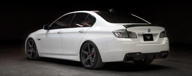 Mejoras aerodinámicas de Vorsteiners para tu BMW Serie 5 1